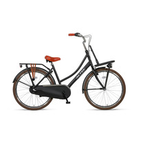 Altec Dutch Transportfiets  26 inch Zwart - pre