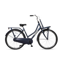 Crown Holland 28 inch transportfiets 53cm Jeans Blue