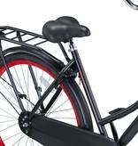 Altec Classic 28 inch Transportfiets 53 cm Zwart-Rood