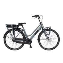BSP Barista E-bike 28 inch Dames 7v Platina Grijs