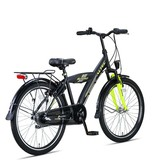 Altec Speed Jongensfiets 24 inch 3v Lime Green