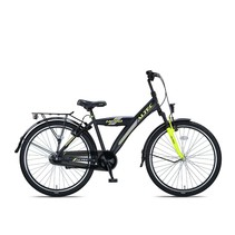 Altec Hero Jongensfiets 24 inch Lime Green - Pre