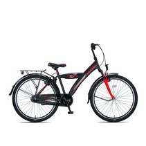 Altec Hero Jongensfiets 24 inch Fire Red - Pre