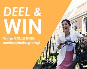 Gratis fiets winnen?