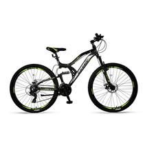 Umit Kratos Mountainbike 2D 26 inch 21v Zwart Groen