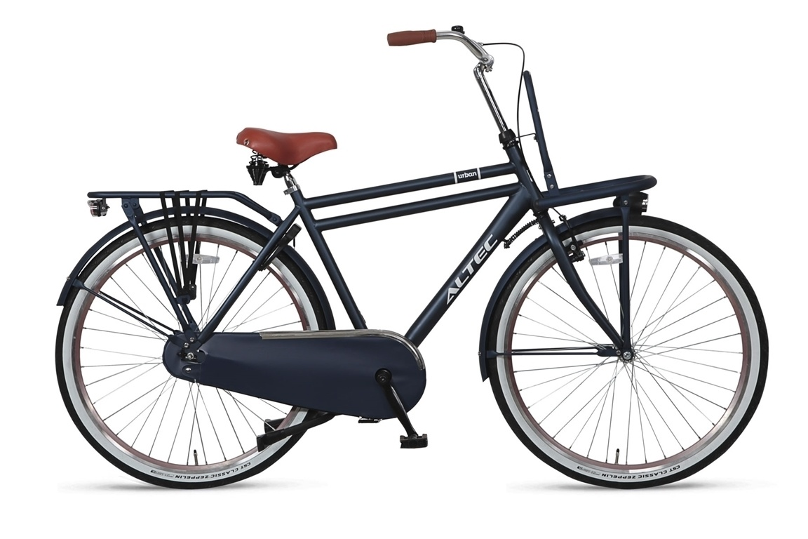 Altec Urban Transportfiets 28 inch Heren 55cm Jeans Blue online kopen