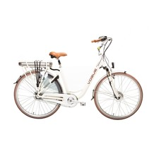 Vogue Basic E-bike 28 inch Dames 3v Wit