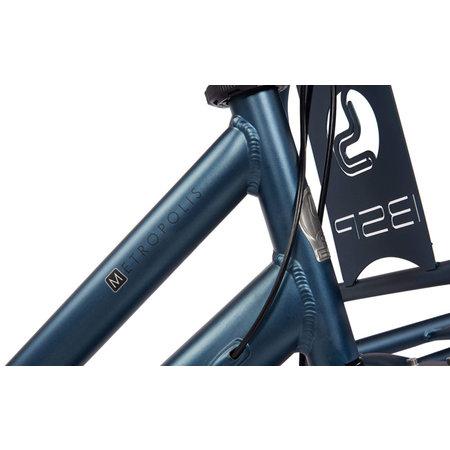 BSP Metropolis RN3 dames 57cm RN3 jeans blauw mat