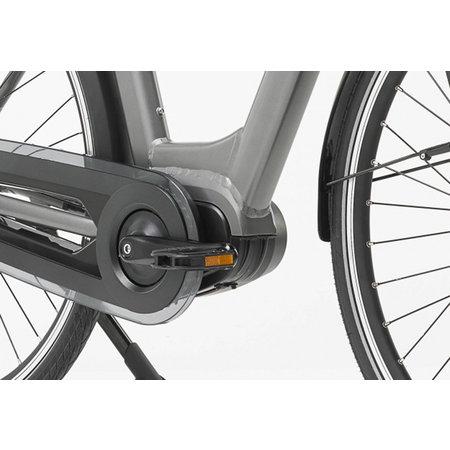 Qwic Premium MN7 Low step, 59 (XL), Matte Black