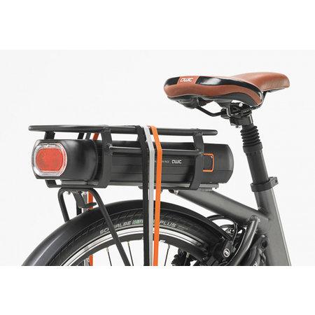 Qwic Premium MN7 VV Low Step, 59 (XL), Matte Black