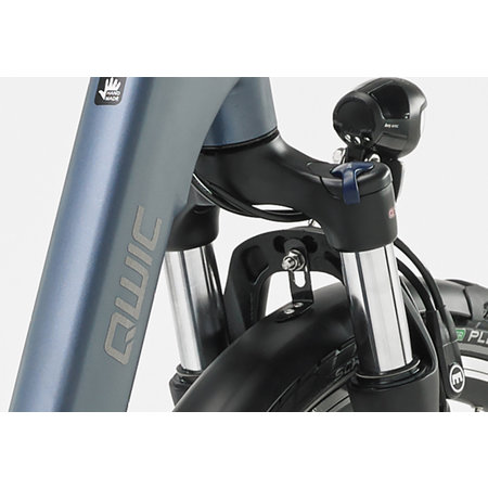 Qwic Premium MN8 Low Step, 48 (M), Steel Blue