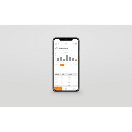 Qwic Premium Q MN8 Low step, 54 (L), Asphalt blac