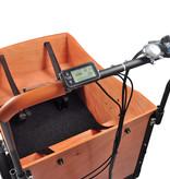 Altec Castor Electrische Bakfiets Driewieler Disc Brakes 375Wh
