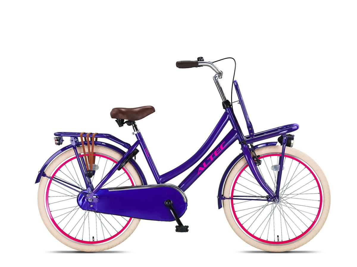 Altec Urban 24 inch Transportfiets Purple online kopen