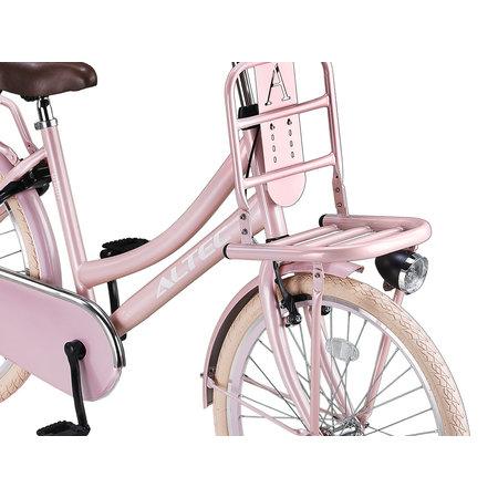 Altec Urban 24 inch Transportfiets Sugar pink