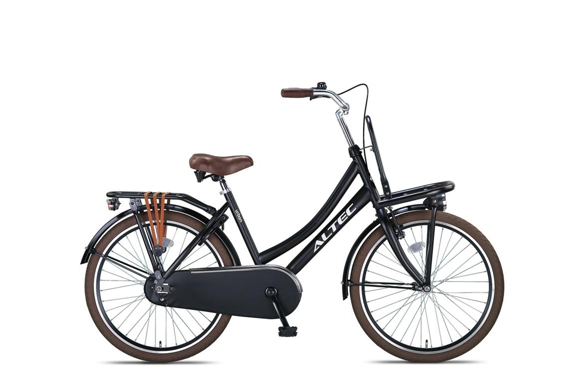 Altec Urban 24 inch Transportfiets Zwart online kopen