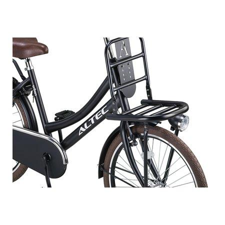 Altec Urban 24 inch Transportfiets Zwart