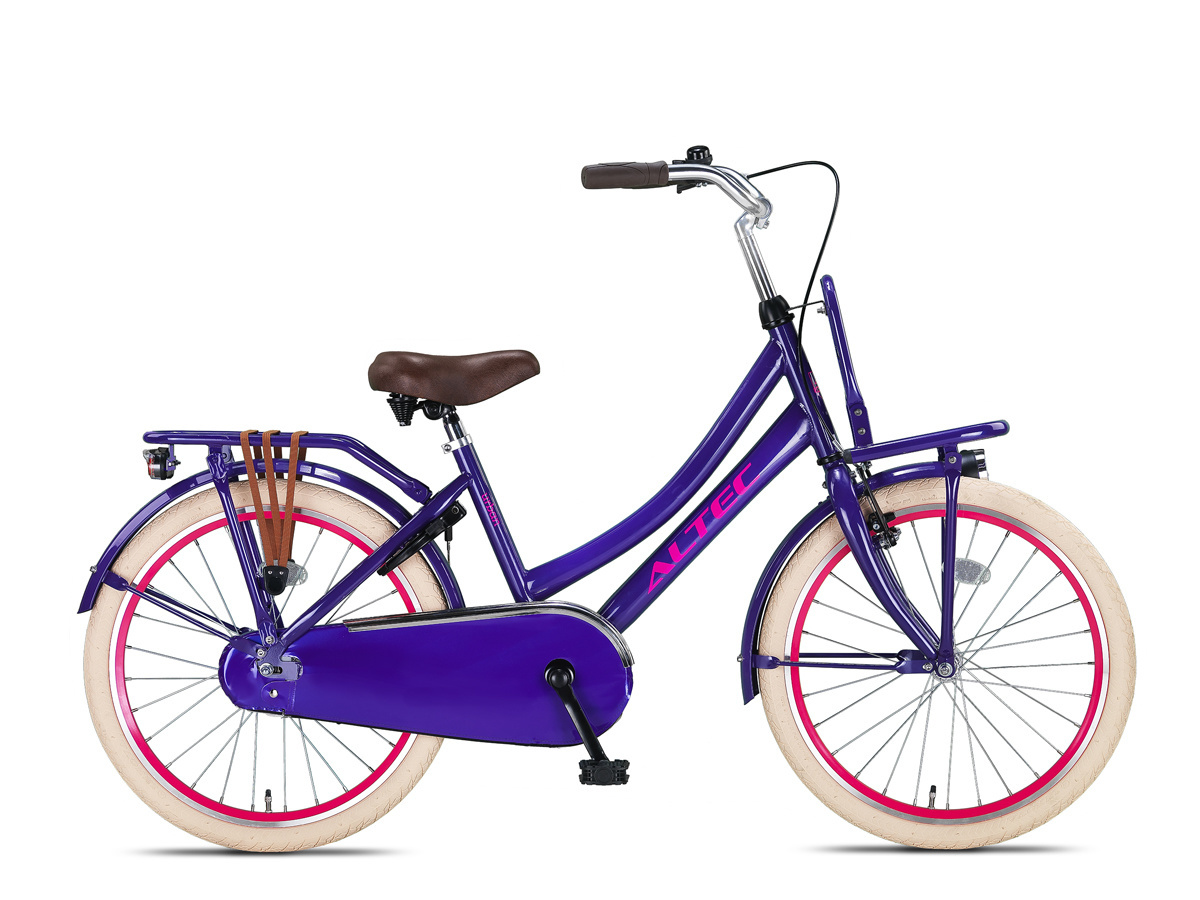 Altec Urban 22 inch Transportfiets Purple online kopen