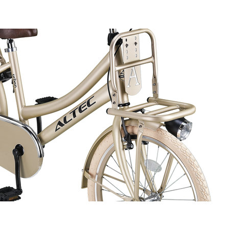 Altec Urban 22 inch Transportfiets Goud