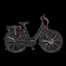 BSP Voyager E-bike Dames 7v 56cm Mat Zwart