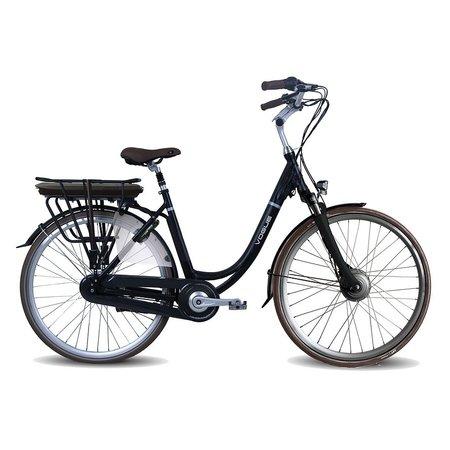 Vogue Premium E-bike 28 inch 48cm 7v Zwart