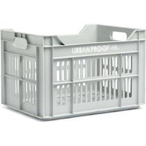 UP Fietskrat 30L Light grey - RECYCLED