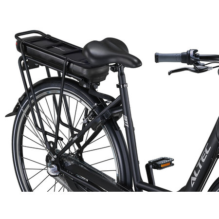 Altec Onyx E-Bike 28 inch Dames 3v Zwart