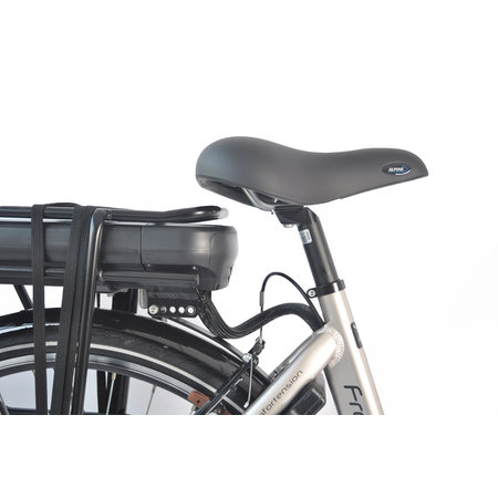 Hollandia Fronta E-bike 28 inch 49cm 6v Zilver - Outlet