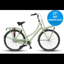 BSP Metropolis Comf. dames 51cm 3v retro groen mat - Outlet