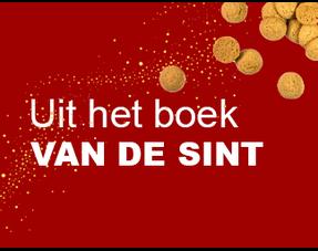 Uit het boek van Sinterklaas