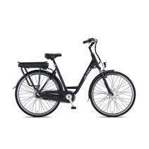 Altec Diamond 28 inch E-Bike 53cm 3v Dames Zwart - Outlet
