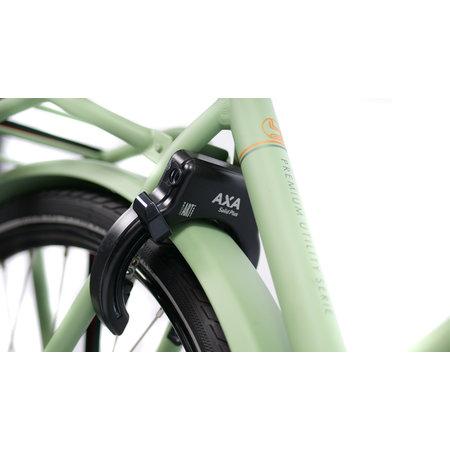 BSP Metropolis Comf. dames 51cm 3v retro groen mat