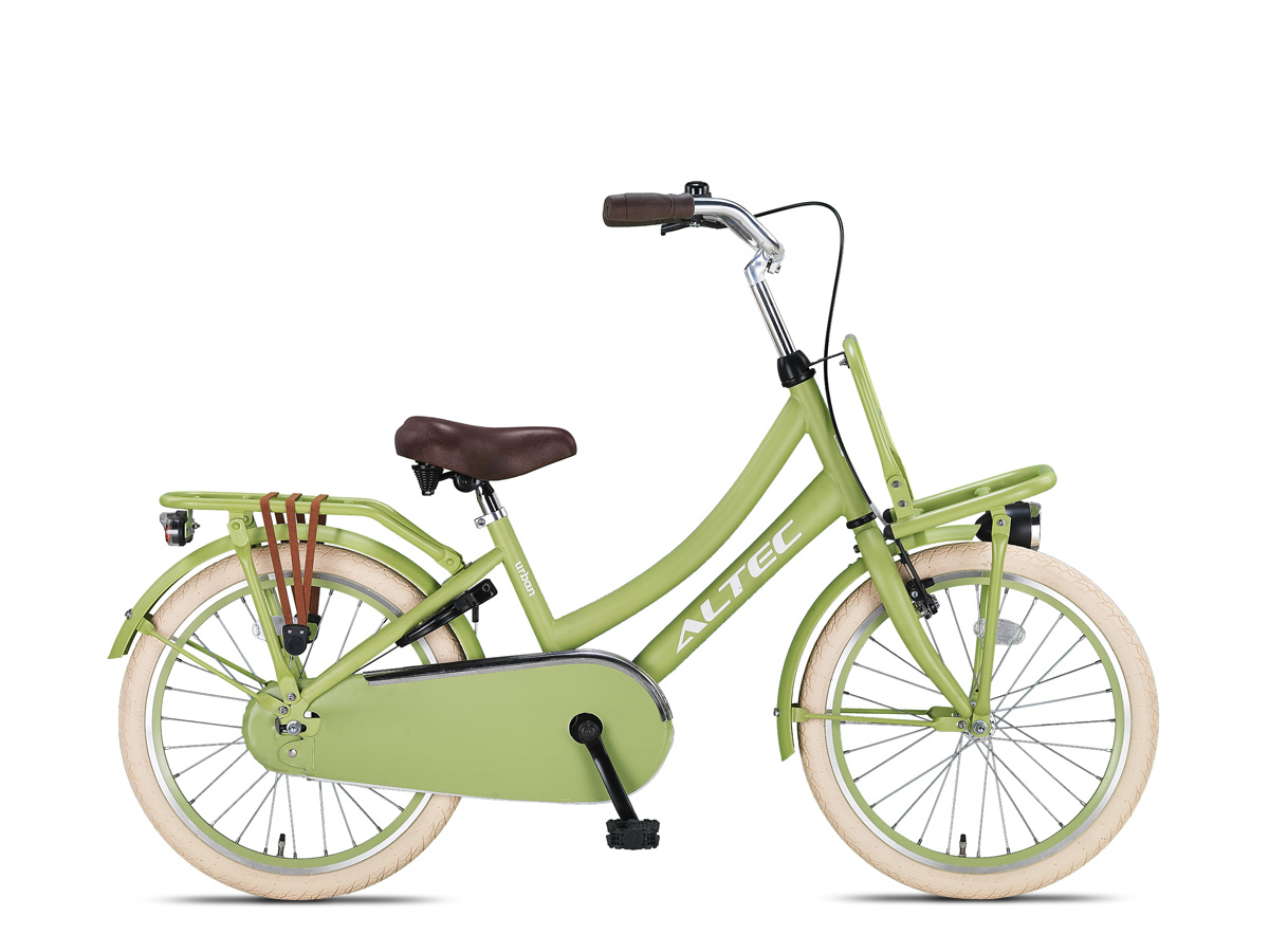 Altec Urban Transportfiets 20 inch Olive online kopen