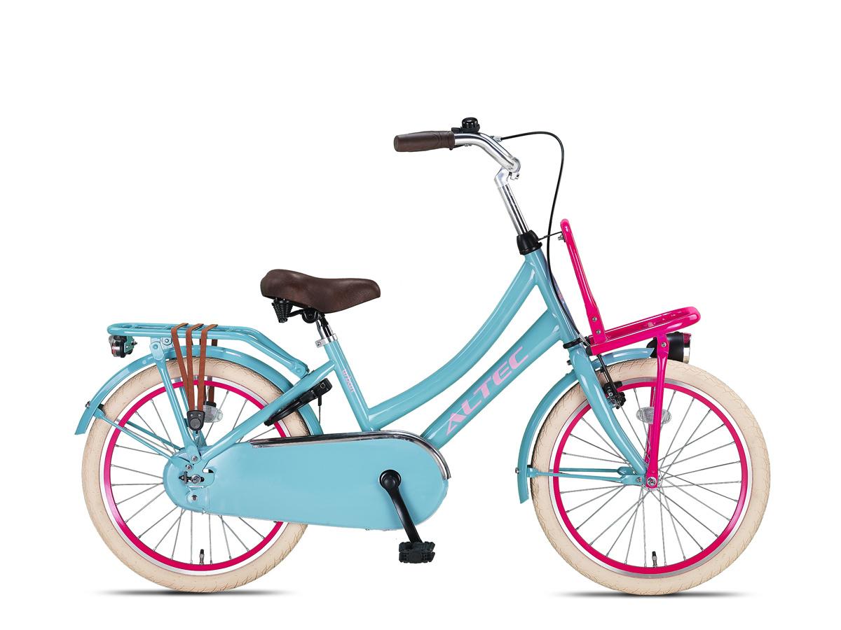 Altec Urban Transportfiets 20 inch Pinky Mint online kopen