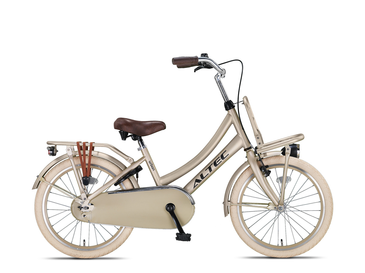 Altec Urban 20 inch Transportfiets Goud