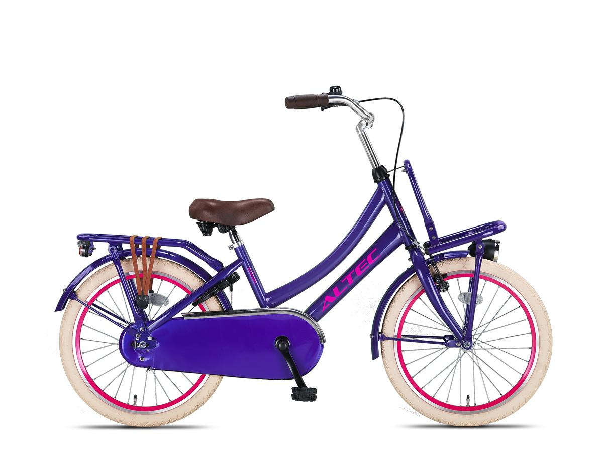 Altec Urban Transportfiets 20 inch Paars online kopen