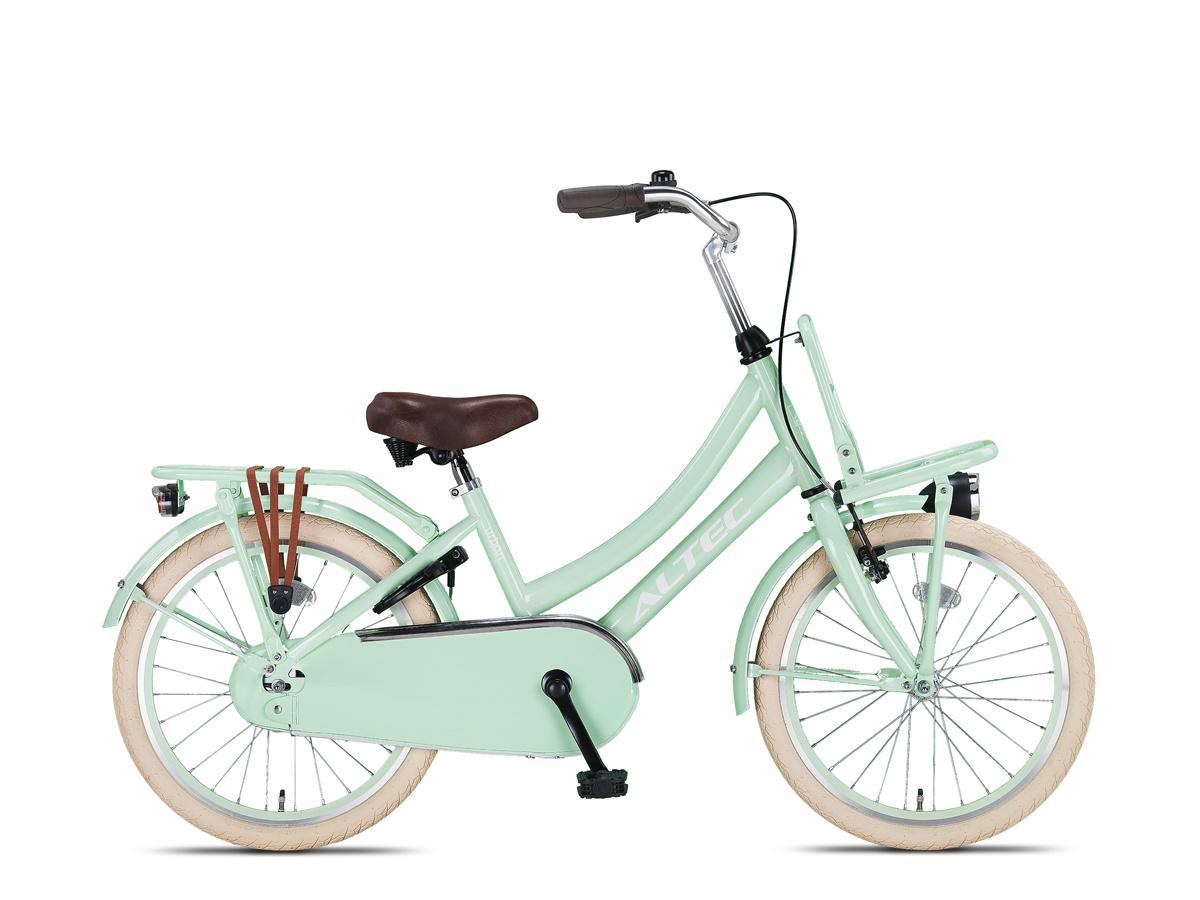 Altec Urban Transportfiets 20 inch Mint Groen online kopen