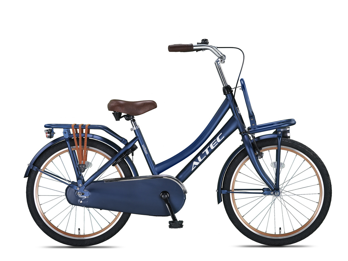 Altec Urban Transportfiets 22 inch Jeans Blue online kopen
