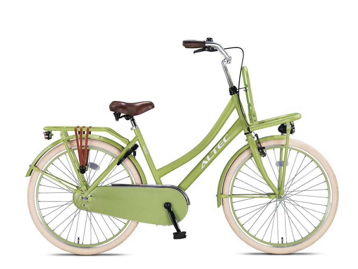 Altec Urban 26 inch Transportfiets Olijf online kopen