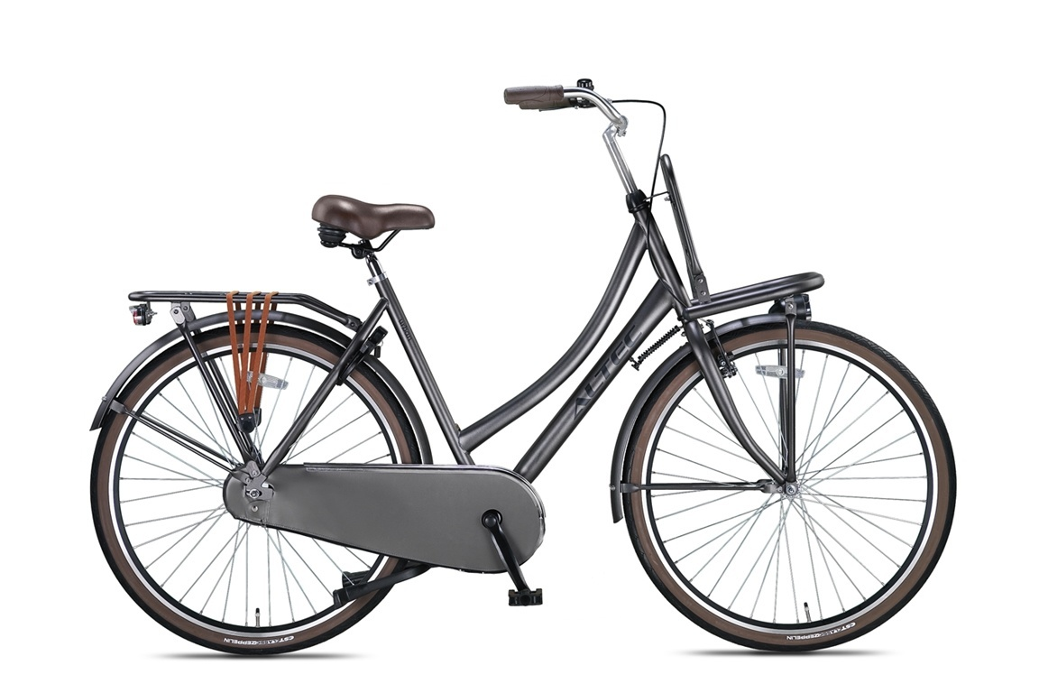 Altec Urban 28 inch Transportfiets 57cm Warm Grijs