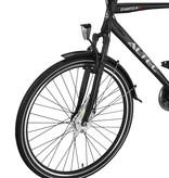 Altec Omega +Plus 28 inch Herenfiets N-7 61cm Mat Zwart 2020
