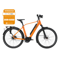 Qwic Performance MA11 Speed Diamond, 53 (L), Dutch Orange