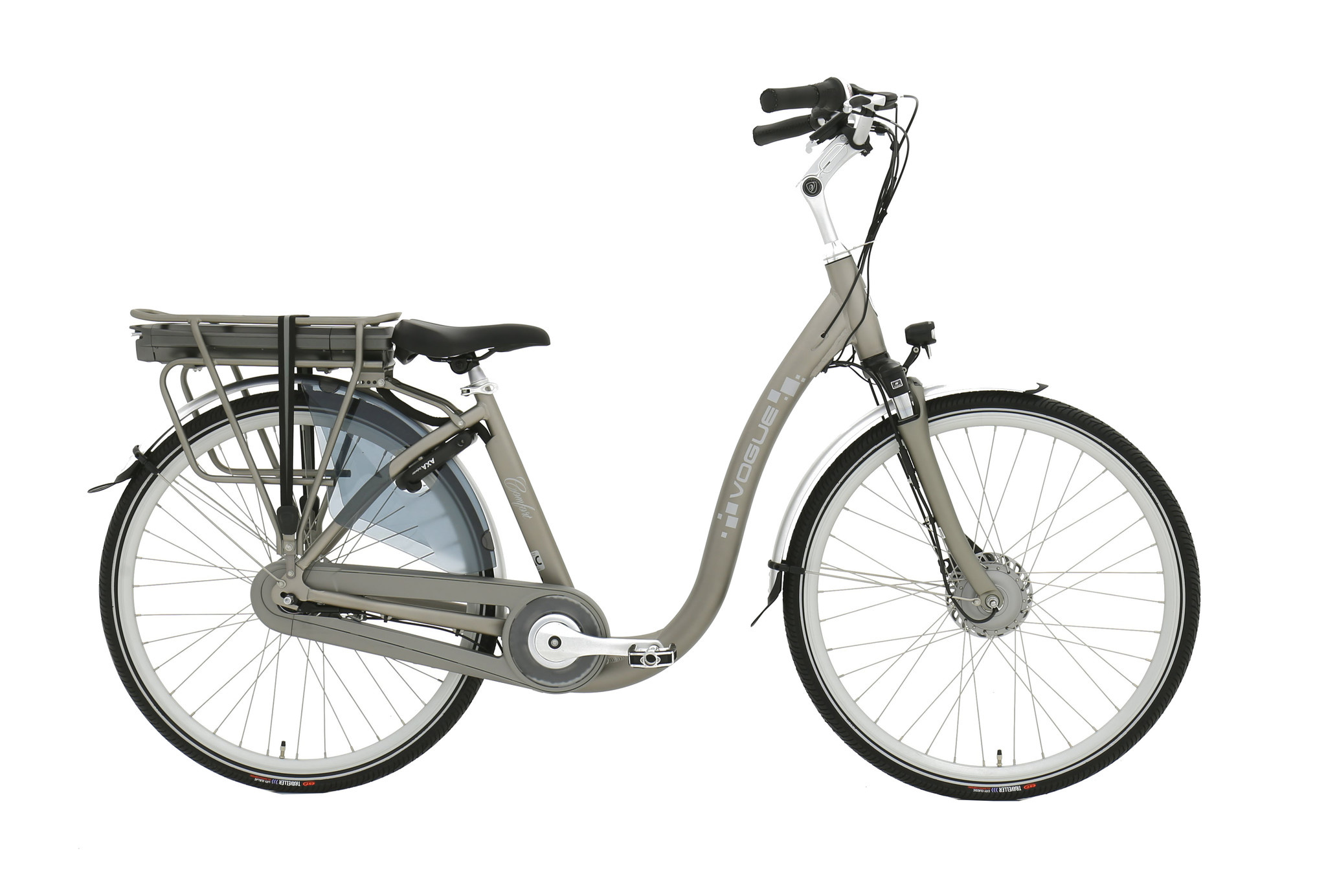 Vogue Vogue Comfort Dames 46cm Grey 7V