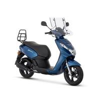 Peugeot Kisbee Premium Blauw Clear pack