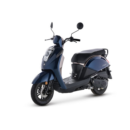 Sym Sym Mio 50 I Blue Bronze