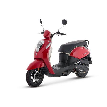 Sym Sym Mio 50 I Red Bronze