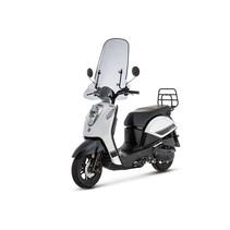 Sym Mio 50 I Premium White Black
