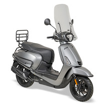 Kymco New Like Special Edition Metal Grijs
