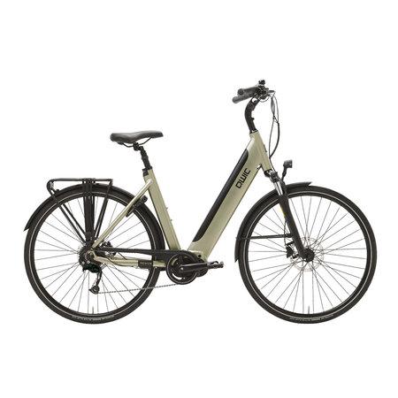 Qwic Premium i MD9 Low step, 54 (L), Timber green