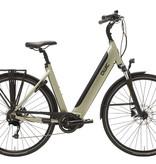 Qwic Premium i MD9 Low step, 49 (M), Timber green